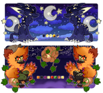 Bulbiens :: Halloween Raffle [CLOSED] by Norbiester