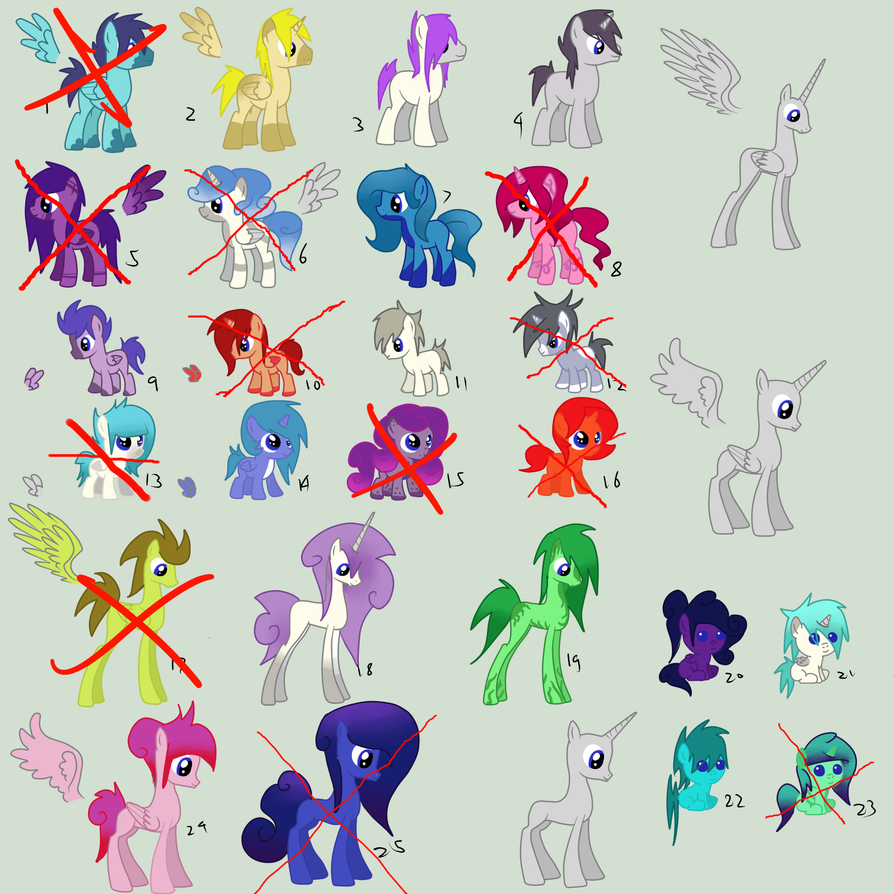 Mlp Pony Adoptables Base Related Keywords & Suggestions