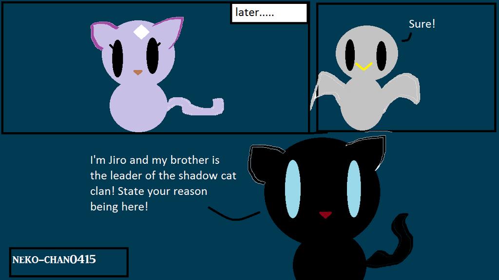 shadow cat clan by neko-chan0415