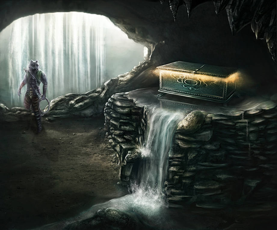 treasure game