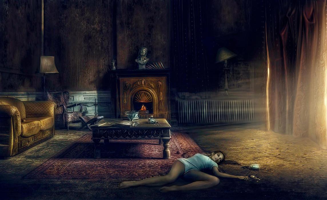 Overdose by Dafne-1337art