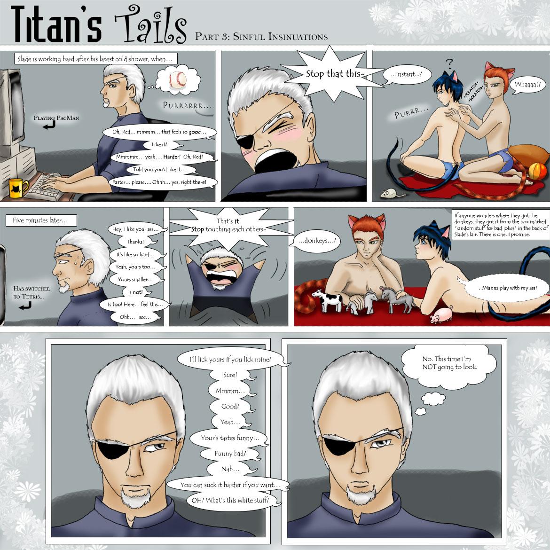 Titan's Tails 3 by wynjas
