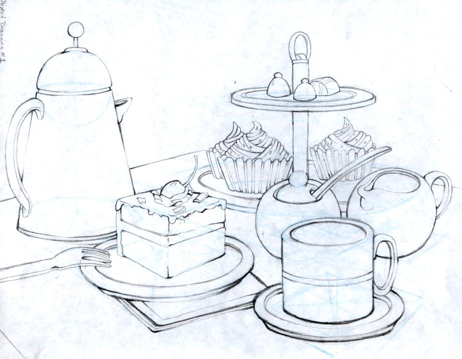 Scribble Drawing Objects : Object drawing sheridan by jermmgirl on deviantart