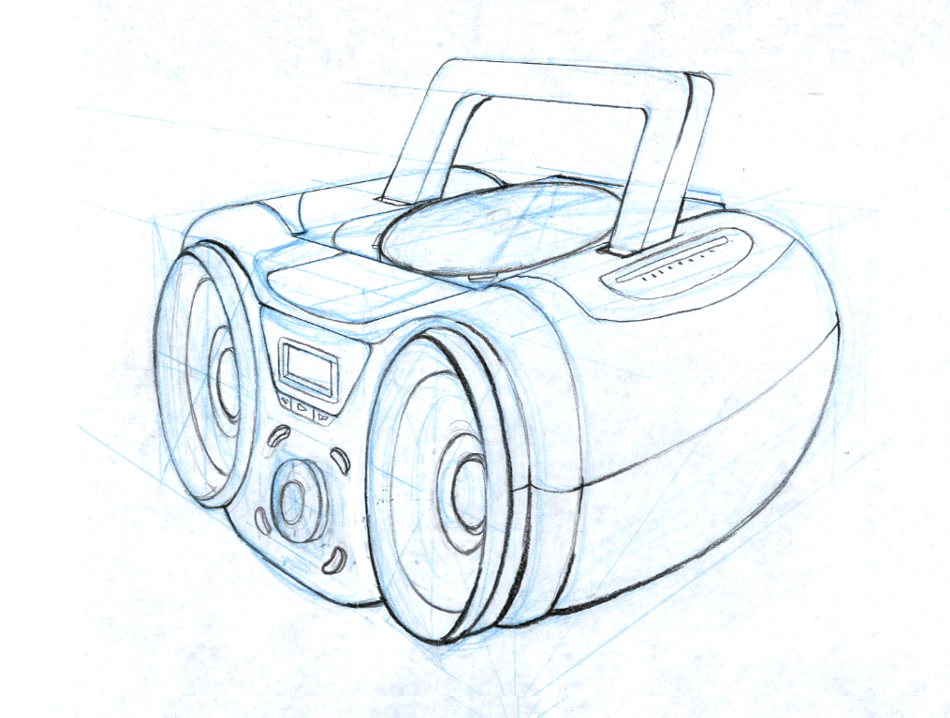 Scribble Drawing Of Objects : Objects to draw imgkid the image kid has it