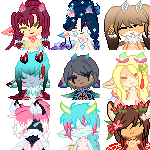 [R] Faerin - A lot of icons by guada898