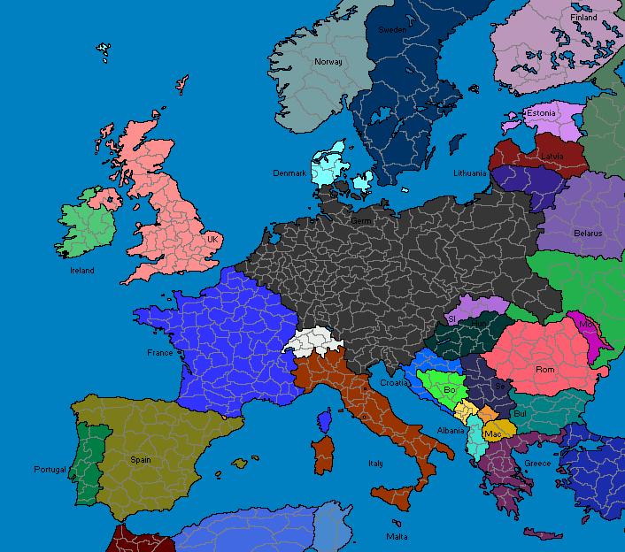 Greater Germany Gross Deutschland 5