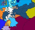 Germany in 1818
