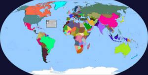 Stav's World Map (Edited by Geograd) 1.0