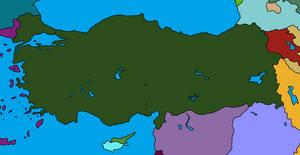 Turkey Basic Map
