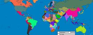 Drex's World Map (Edited by xGeograd) 4.3