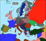 Interwar Europe 1919 v4