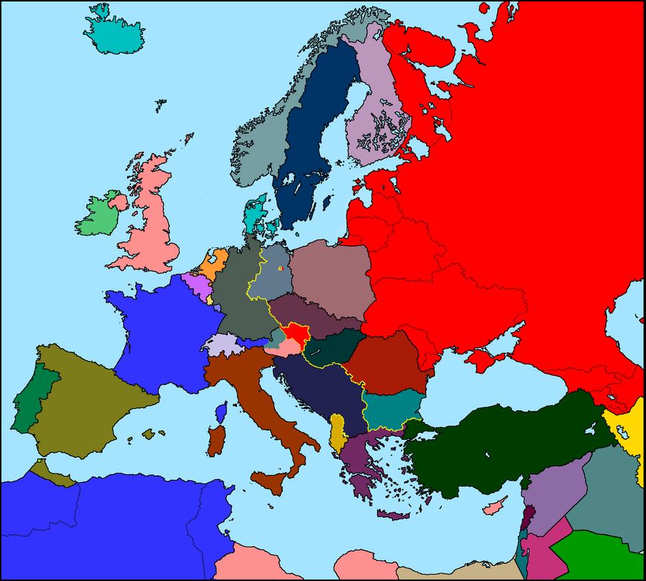 europa 1950
