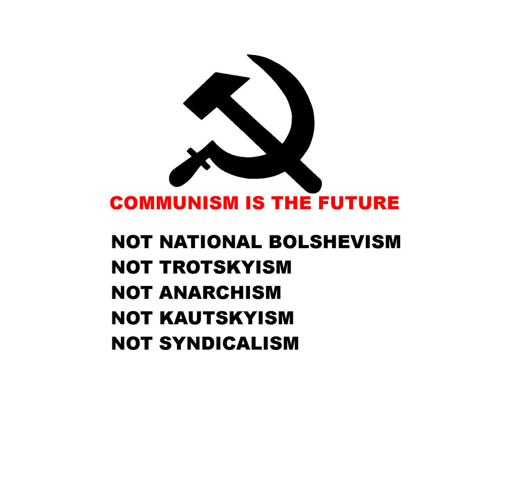 Communism is the Future!