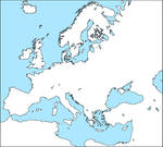 Europe Blank