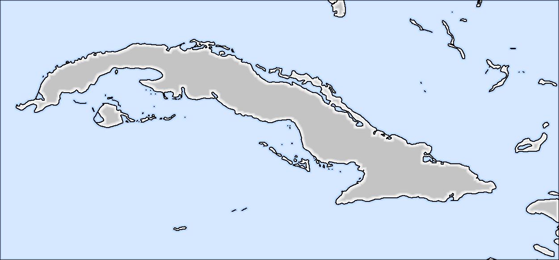 Cuba on a Foggy Day