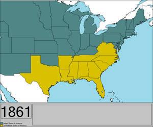 Eve of the American Civil War