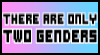 Only Two Genders by EHXKOR