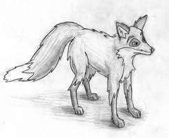 Fox Sketch by Beatfox