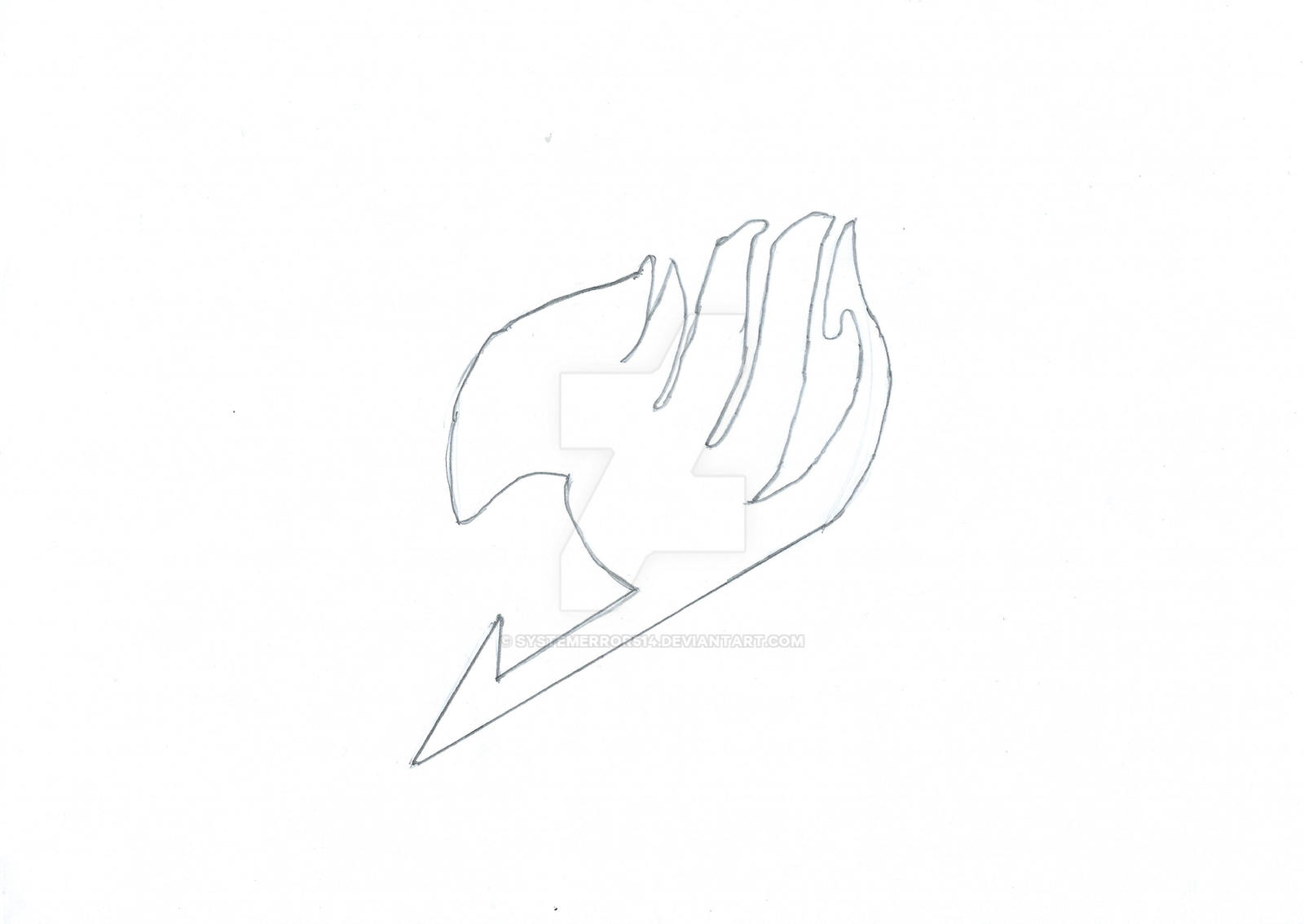 Fairy tail logo final drawing by systemerror514 on deviantart systemerror514 fairy tail logo final drawing by systemerror514 buycottarizona Gallery