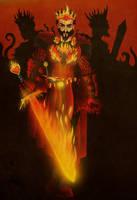 King Stannis Baratheon by acazigot