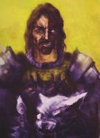 The Hound by acazigot