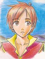 Riku a ceras xDD by DaniDL