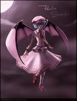Remilia Scarlet by DaniDL