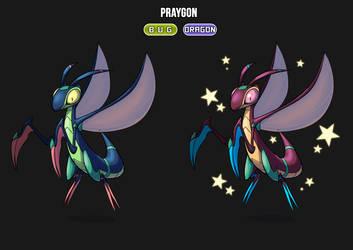 Praygon (Fakemon)