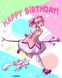 Happy Birthday Madoka!