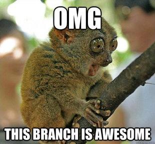 Frigin branch is awesome by Zezem444