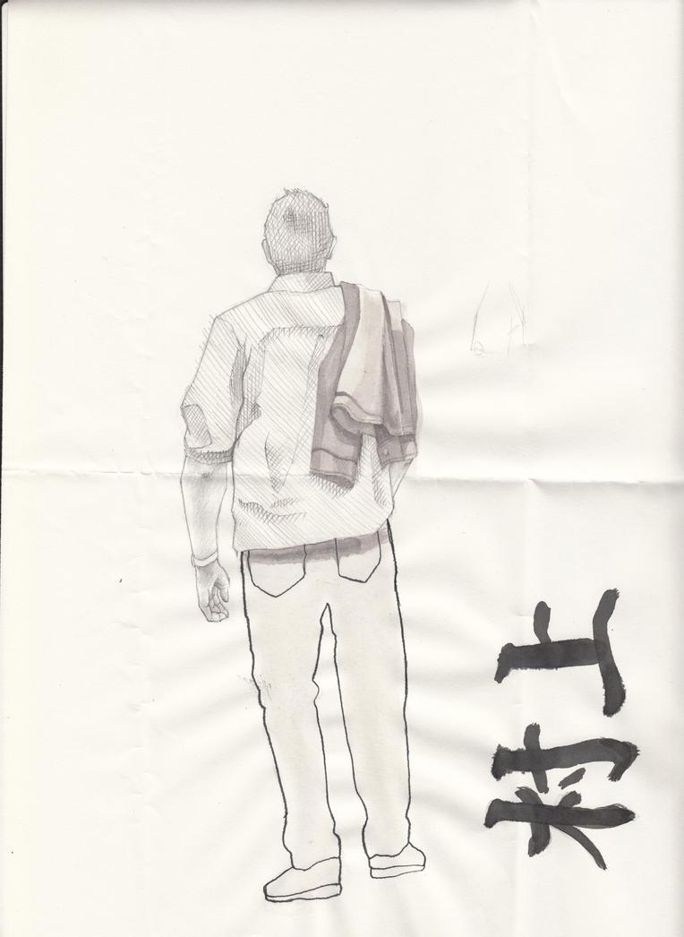 bosquejo tsukuru Tazaki by IVACUGO