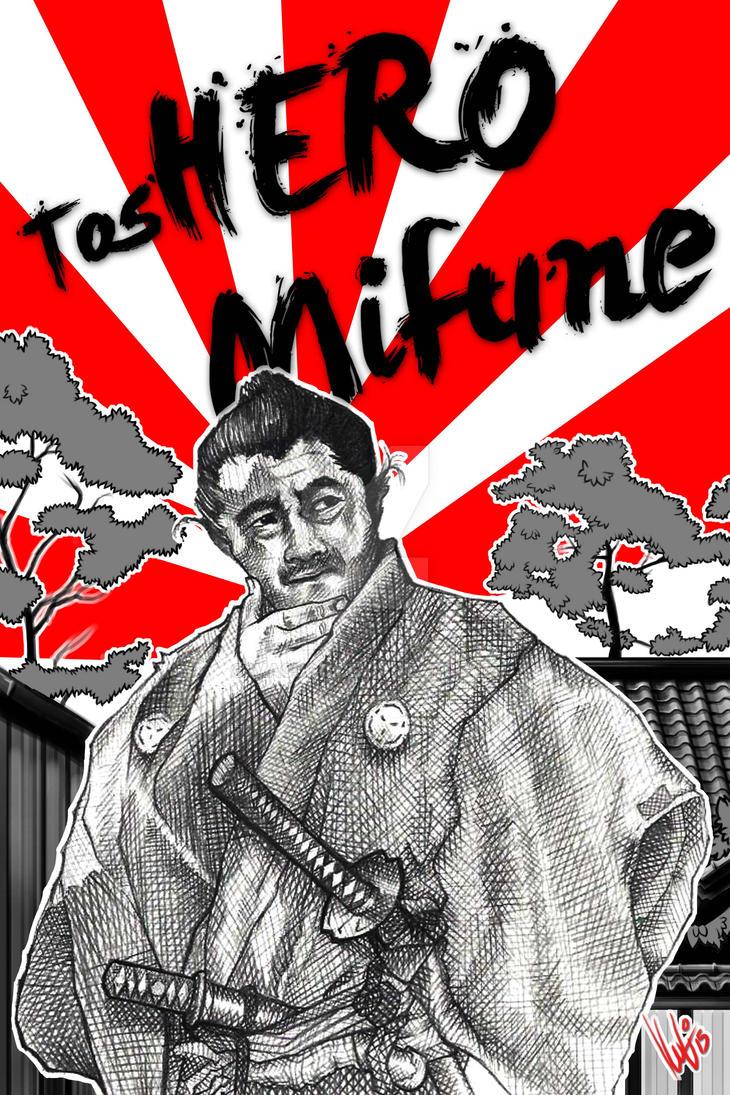 TosHERO Mifune by IVACUGO
