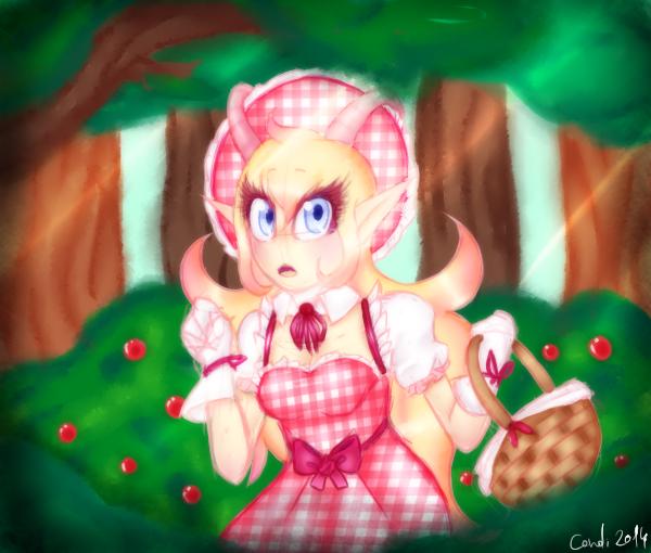 Berries by MonoShuga