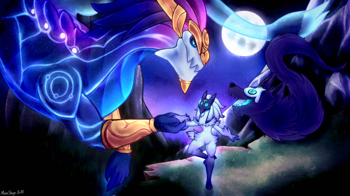Kindred and Aurelion Sol