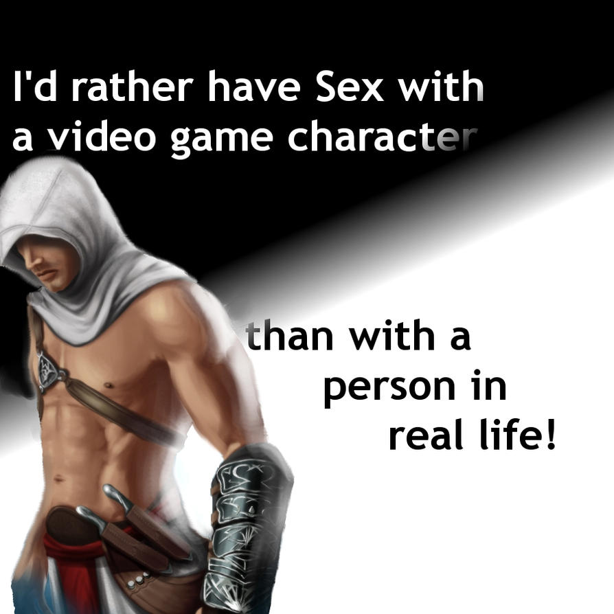 Video game characters sex pictures