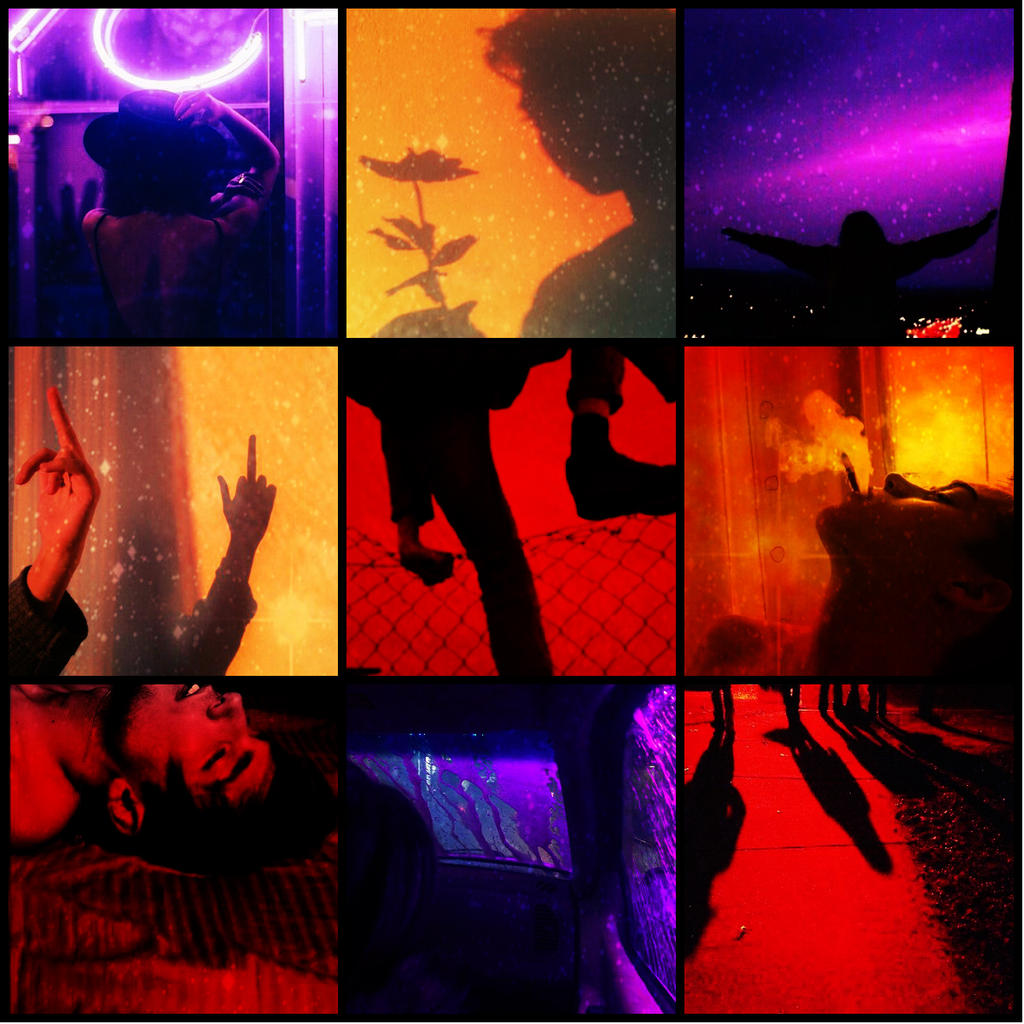 Zodiac Fire Signs Aesthetic by eftel-inge on DeviantArt