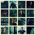 Marvel at Hogwarts [Slytherin]