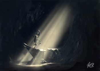 Skeleton Final by incarnateddevotion