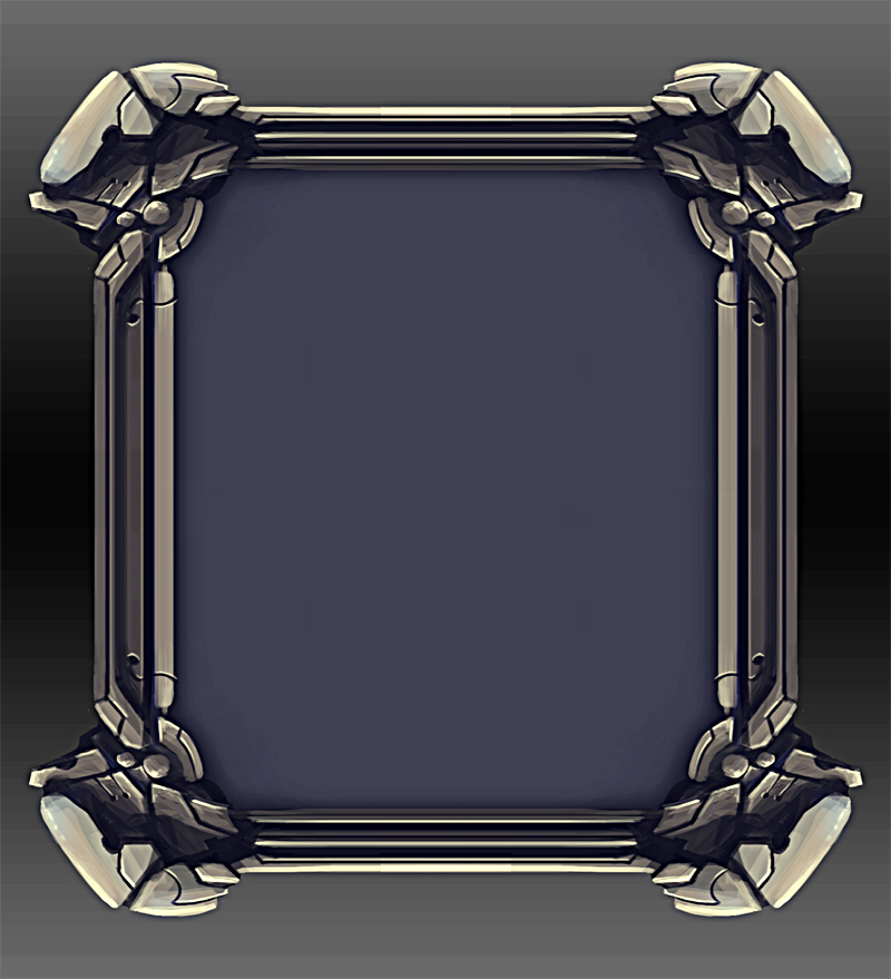 Weird Frame by incarnateddevotion