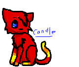 Candlefire - by Sylph by Candlefire29