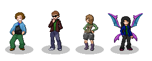 Sprites 2 of 5 by wthdude1plz