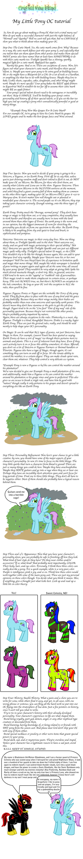 MLP How Not to make a Sue by wthdude1plz