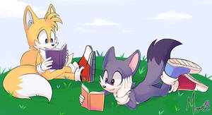[COMM] : Tails and Odd Reading BG ver.