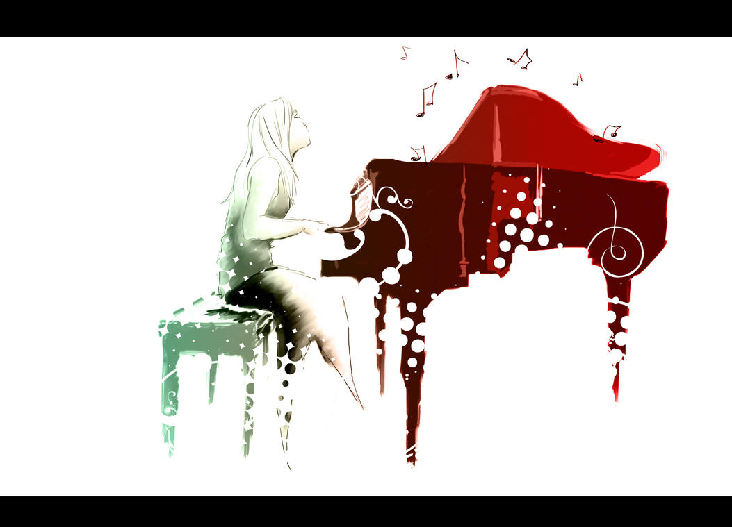 piano by iamtam82
