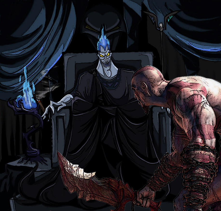 disney hercules vs kratos - photo #7