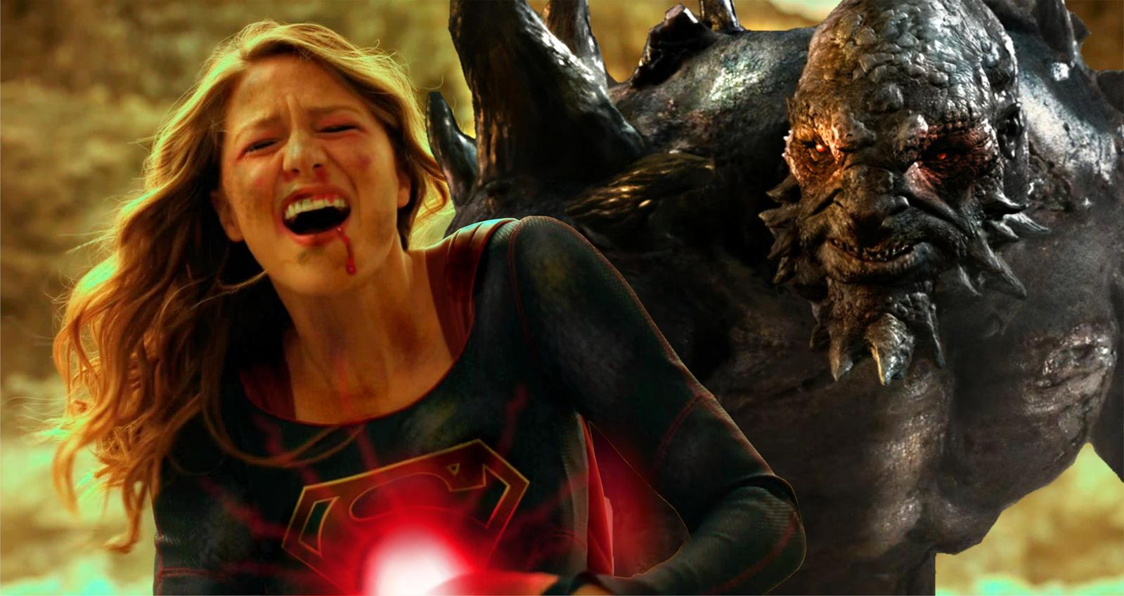 Supergirl is Captured by Tormentor-X on DeviantArt