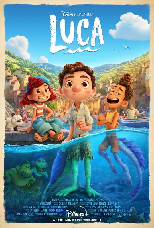 Full Luca English Movie 2021
