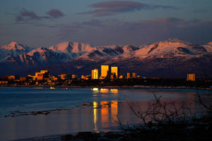 Anchorage, Alaska by BlackCrow907