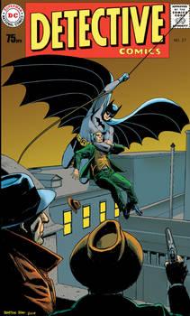 Detective Comics 75th Anniversary-Benton Jew