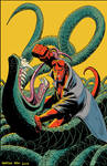Hellboy 20th Anniversary-Benton Jew